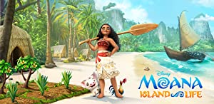 Moana Island Life by Disney