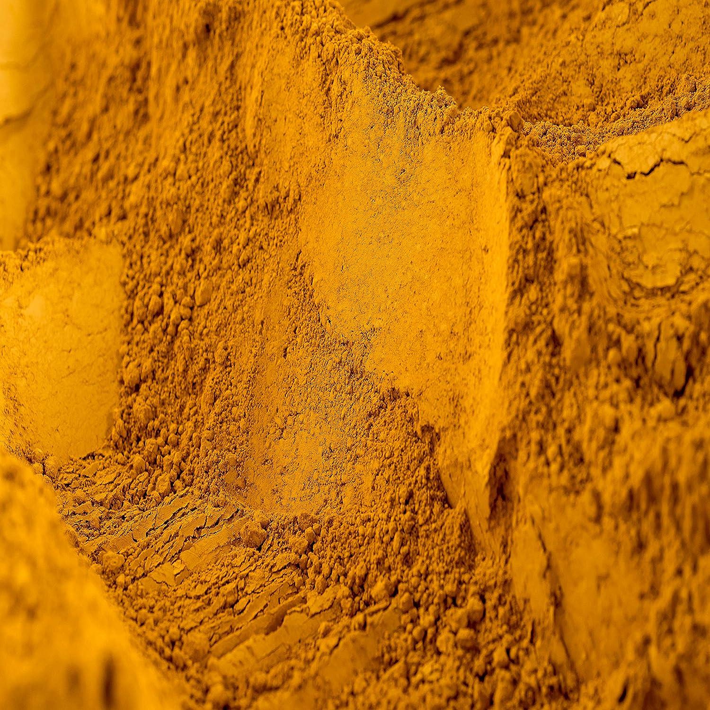 500g Pigment naturel Ocre jaune