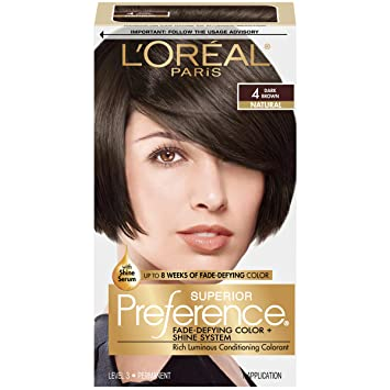 cedd624157b L Oréal Paris Superior Preference Fade-Defying + Shine Permanent Hair Color