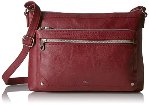 893cf5a3813f Image Unavailable. Image not available for. Color: Relic by Fossil Evie  Crossbody Handbag ...