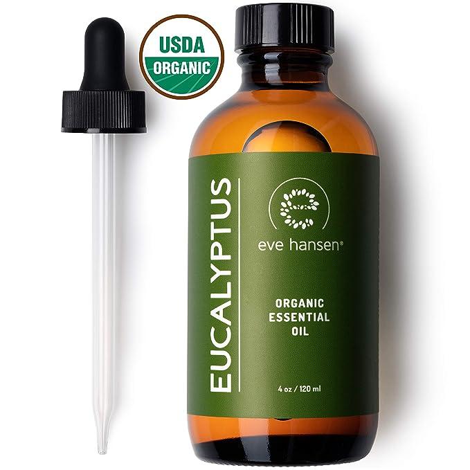Eve Hansen USDA Certified Organic Eucalyptus Essential Oil