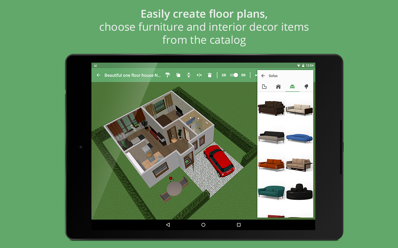 Home Design 5d Part - 31: Planner 5D - Interior Design