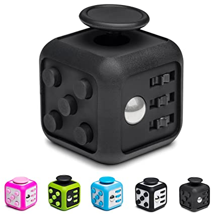 Fidget Cube By IProudAmerican Silicone Frame