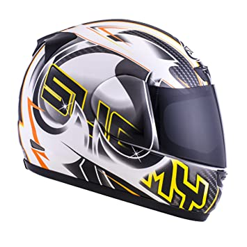Suomy Casco para Moto Integral Apex, Pike Gris, M