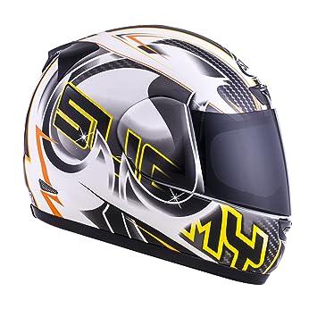 Suomy Casco para Moto Integral Apex, Pike Gris, M