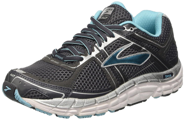 TALLA 37.5 EU. Brooks Addiction 12, Zapatos para Correr para Mujer