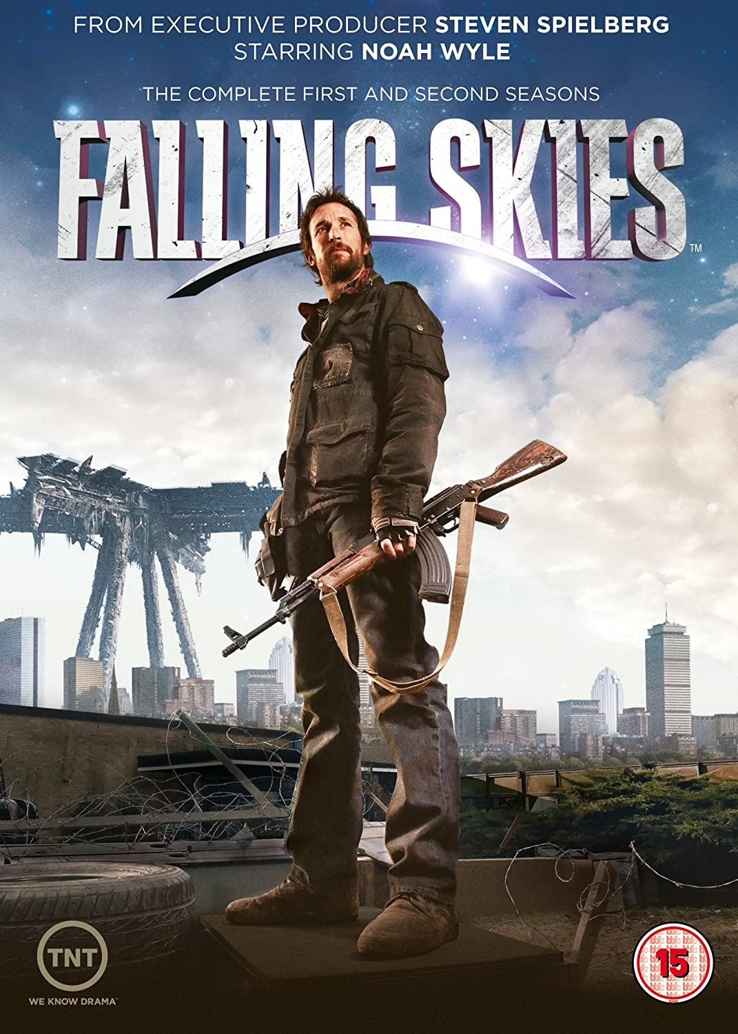 FALLING SKIES SEASONS 1-2 [Reino Unido] [DVD]: Amazon.es: Cine y Series TV