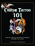 Custom Tattoo 101: Over 1000 Stencils and Ideas for Customizing Your Own Unique Tattoo (Tattoo Finder.Com)