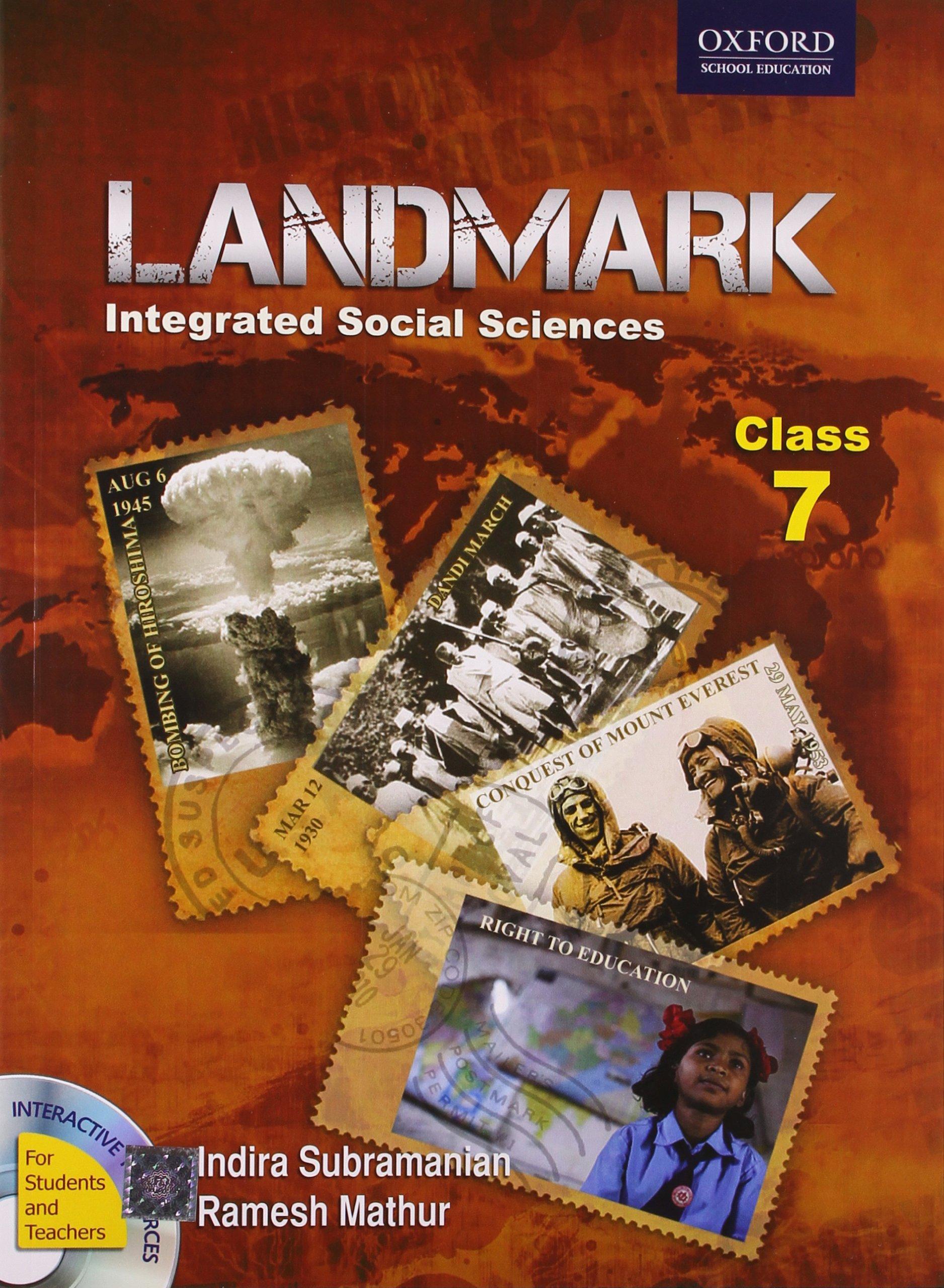 Buy Landmark Coursebook 7: Integrated Social Sciences Book