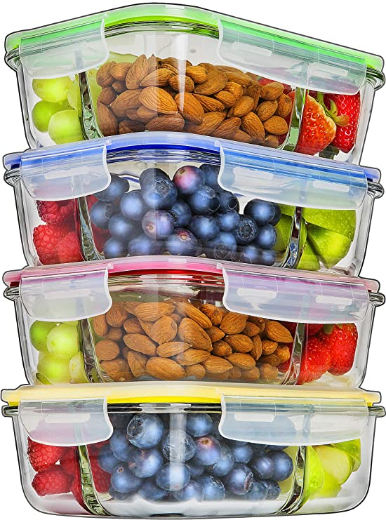 Review Glass Meal Prep Containers