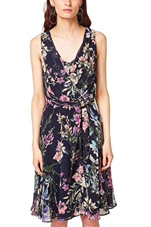 ESPRIT Collection Damen Kleid  Amazon.de  Bekleidung 22afc0ae6e