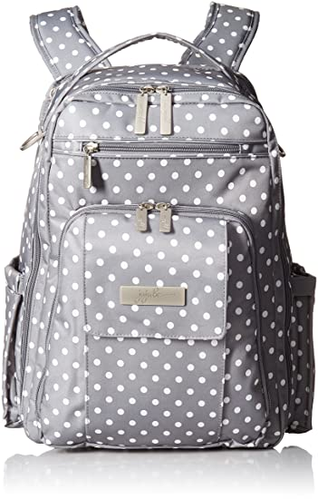 7a3205e91f65 Amazon.com   Ju-Ju-Be Onyx Collection Be Right Back Backpack Diaper ...
