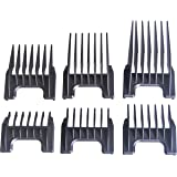 Wahl Plastic Comb Attachments for Arco/ Adelar and Bravura, Black by Wahl