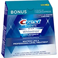Crest 3D White Luxe Whitestrips Professional Effects 22 Treatments + 3D White Whitestrips