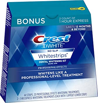 Crest 3D White Professional Effects 22 Treatments Teeth Whitening Kit