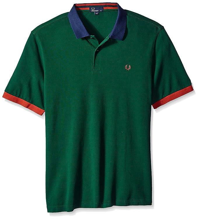 Fred Perry - Polo - Camisas De Polo - Manga Corta - para Hombre ...
