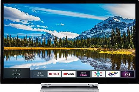 Toshiba 24D3863DB TV 61 cm (24