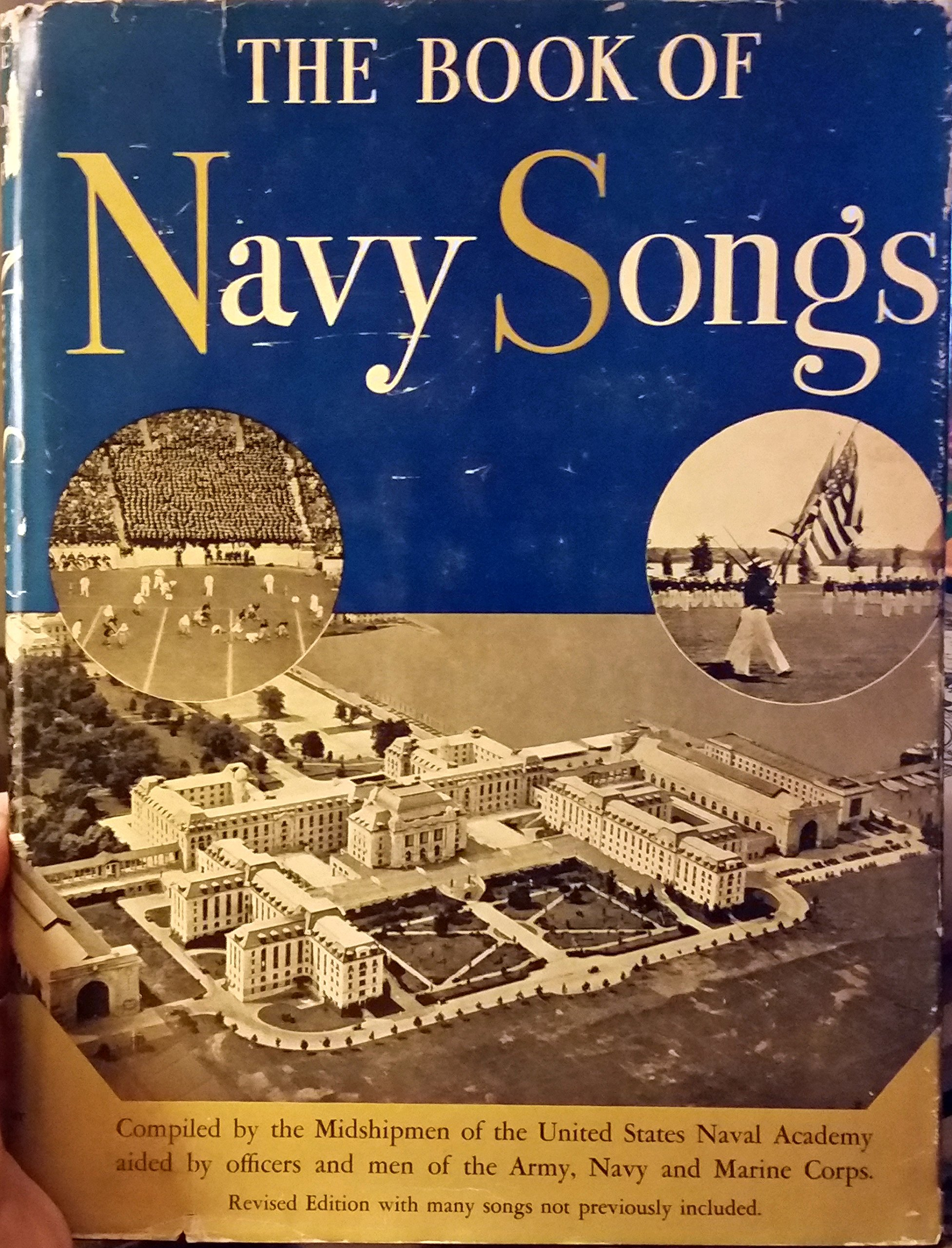 The Book of Navy Songs