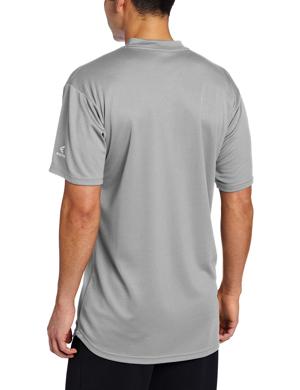 Easton Mens 2 Button Placket Jersey