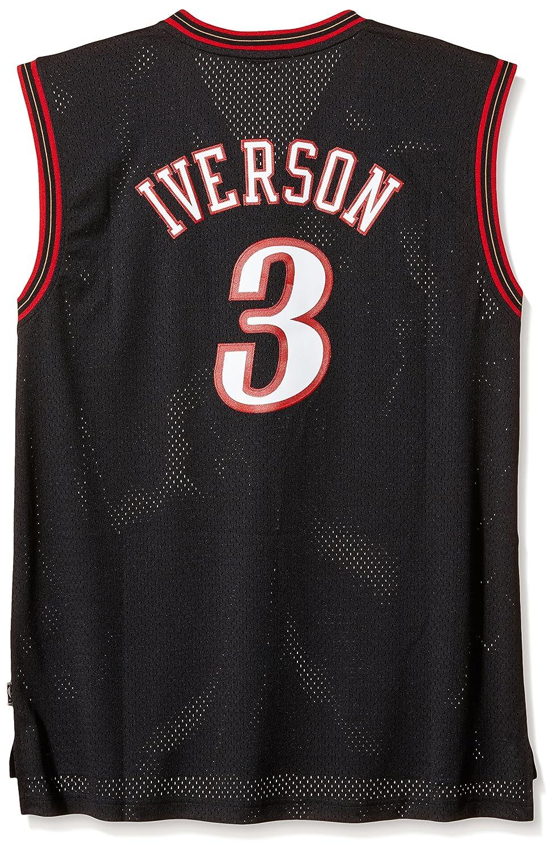 9ad1e737a Adidas Men's Sixers Retired Jersey - NBA Philadelphia, Small: Amazon.co.uk:  Sports & Outdoors
