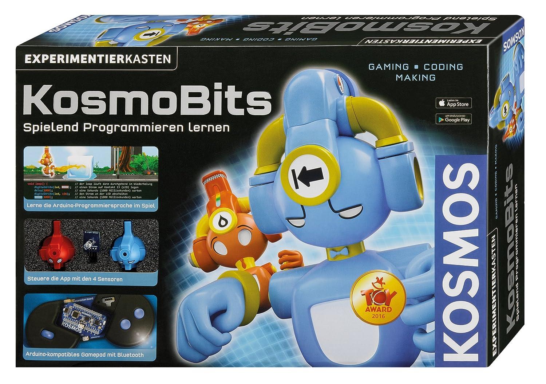 Kosmos Lernpaket KosmoBits 620141 ab 10 years Kinder- und Jugendbücher / Spielen Lernen Jugendliche und Bildung Spiele für Drinnen