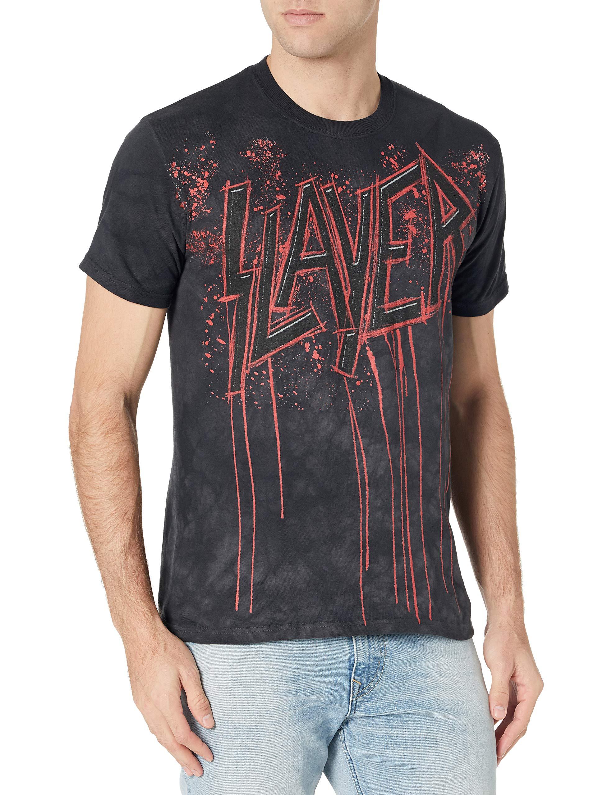 Men's Slayer Raining Blood T-Shirt