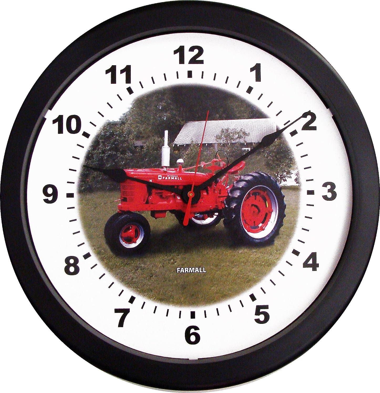 FARMALL B TRACTOR WALL CLOCK-NEW!