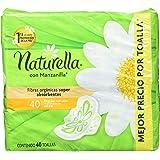 Naturella con Manzanilla Toallas Higiénicas 40 Unidades
