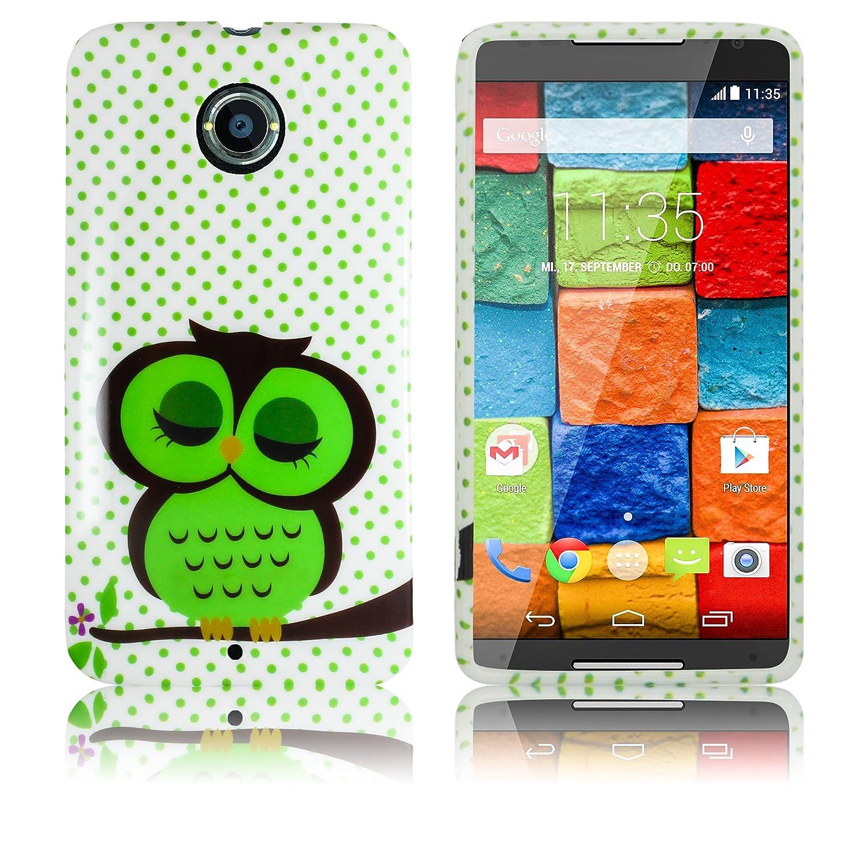 Motorola Moto X 2. Generation-Funda de silicone case-Carcasa para ...