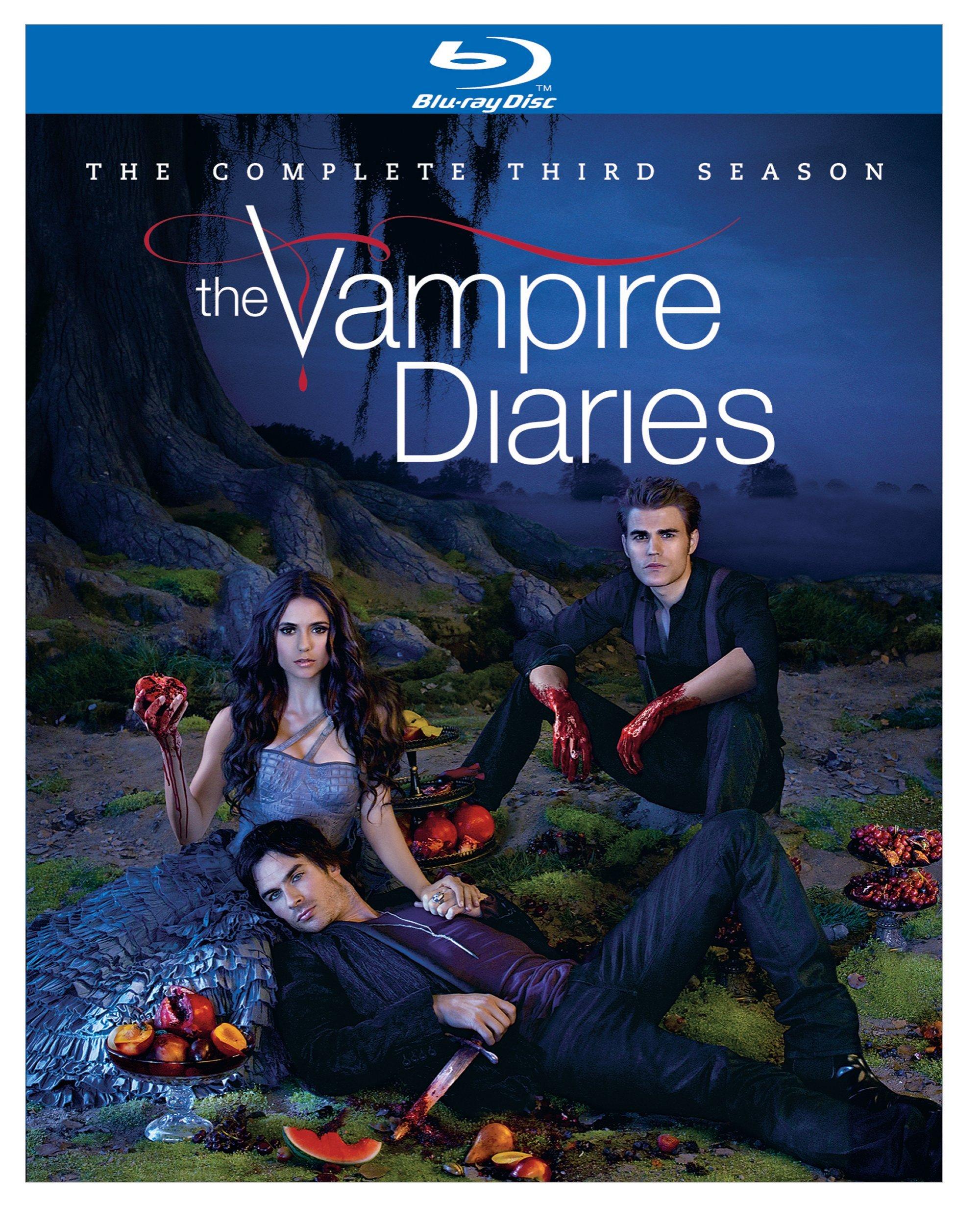 The Vampire Diaries: Season 3 [Blu-ray] by Warner Manufacturing