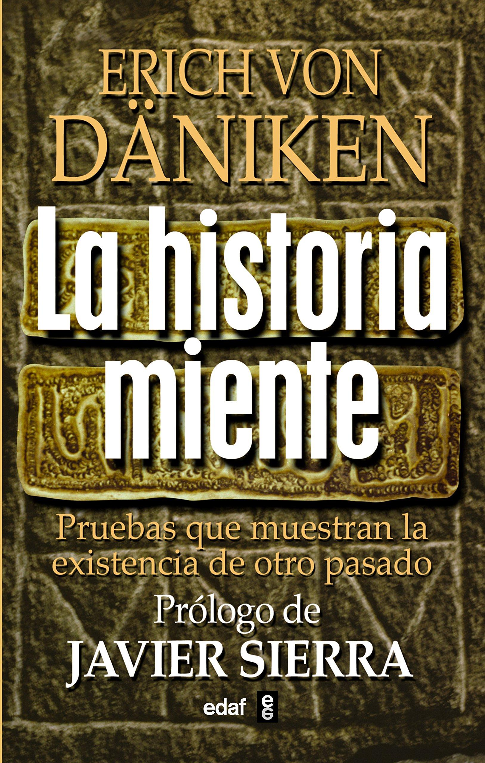 La Historia Miente Erich Von Daniken Epub Download