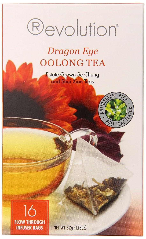 Revolution Tea, Dragon Eye Oolong, 1.13 Ounce 16026