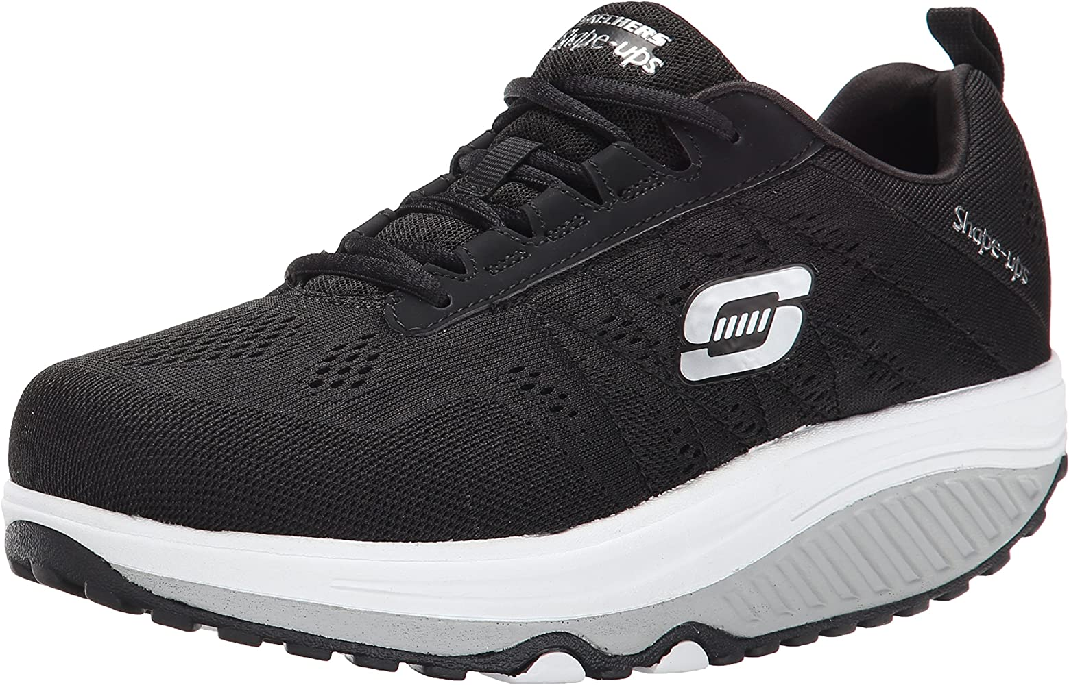 Shape Ups 2.0 Fashion Sneaker, Black