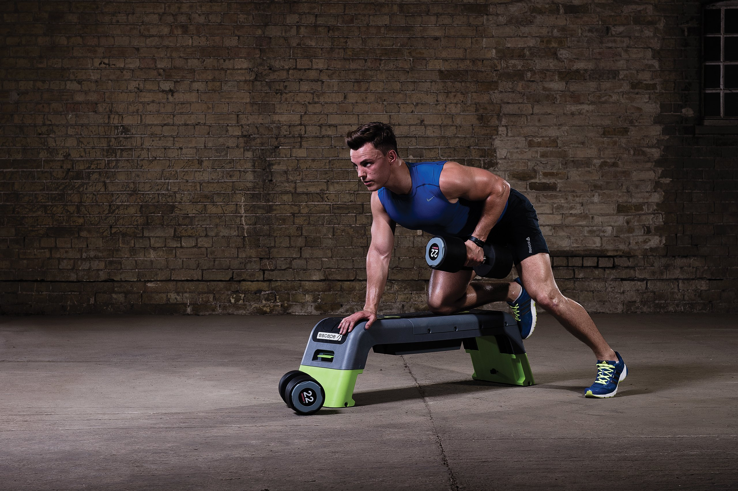 Escape Fitness Deck - Workout Bench and Fitness station by Escape Fitness USA (Image #11)