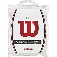 WILSON Pro Agarre Superior (Paquete de 12), Blanco