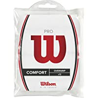 Wilson Pro Overgrip (12-Pack), White