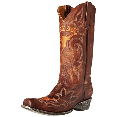 NCAA Texas Longhorns Men's Gameday Boots: Sports & Outdoors