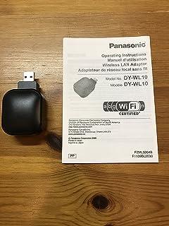 Driver adapter dy-wl10 panasonic wireless lan