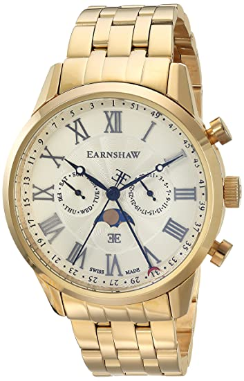 THOMAS EARNSHAW Reloj de cuarzo Man ES-0017-33 41 mm