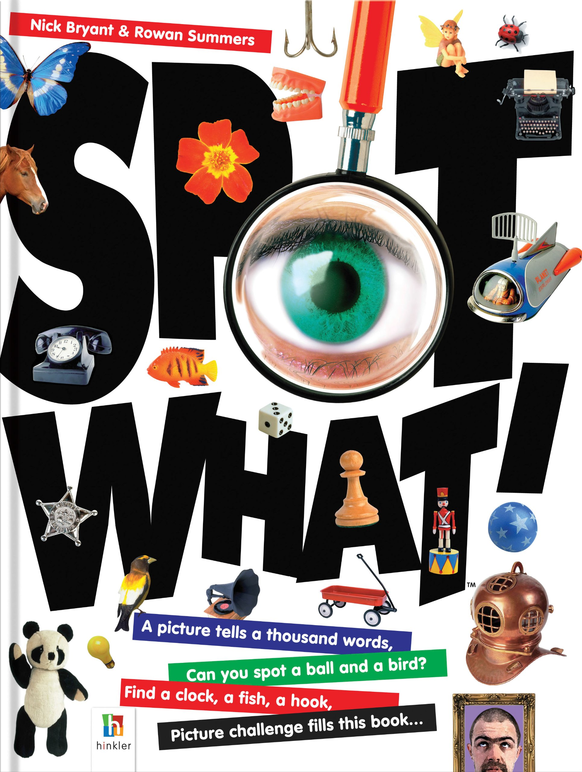 Spot What Classic: Picture Hunt (Spot What Classic Relaunch) pdf