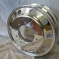 "ROAD WARRIOR HUB PILOTE 24.5"" X 8.25"" 10 Hole Aluminum Wheel"