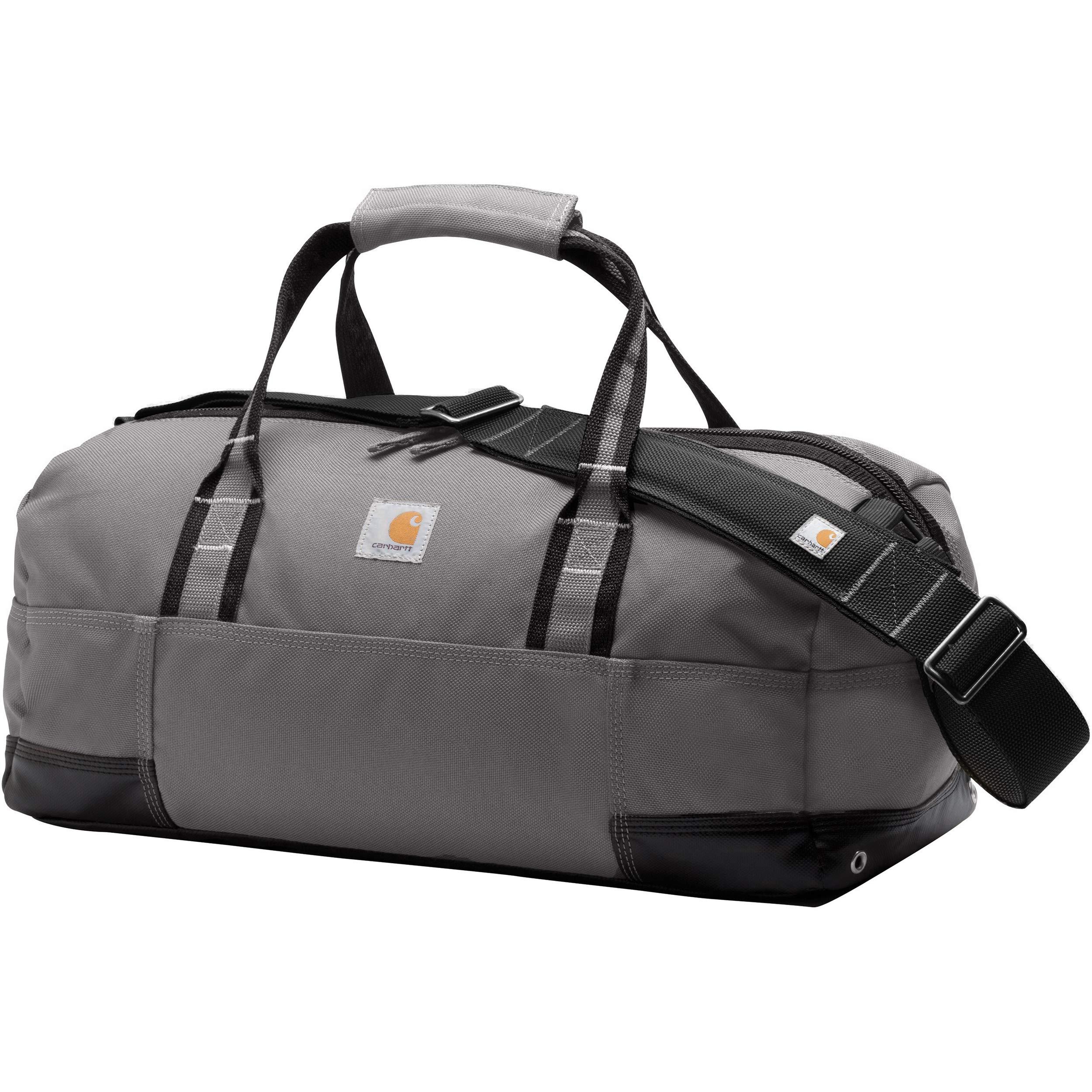 Carhartt Legacy Gear Bag, 20-Inch, Grey