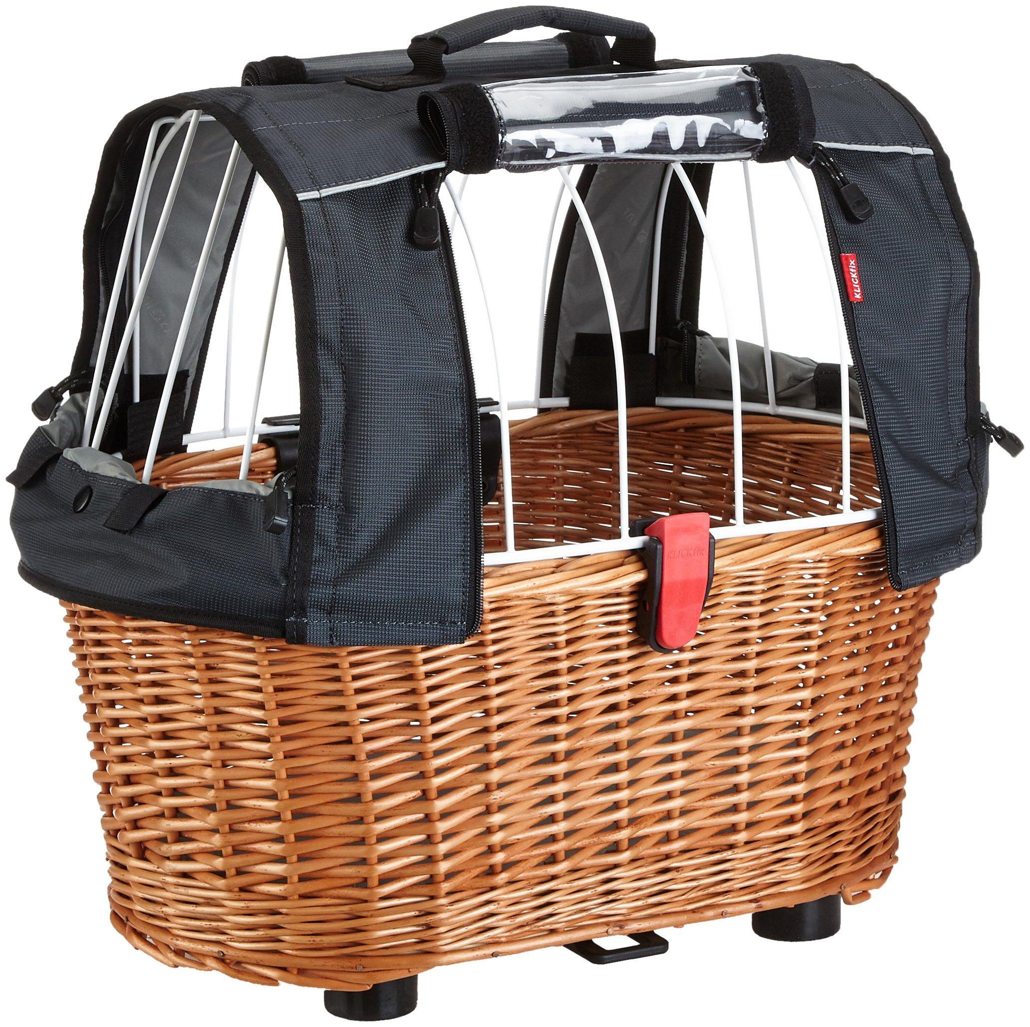 KlickFix rear basket Rixen & Kaul Doggy Basket Plus GTA by KlickFix (Image #2)