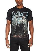 Collectors Mine Herren T-Shirt Slayer-Soldier Cross