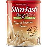 SlimFast Powder Caramel Temptation - 438 g by Kanos