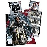 The Walking Dead Parure de lit coton 80x 80135x 200cm