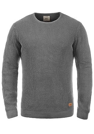 Redefined Rebel Maxwell Pullover, Größe:S;Farbe:Grey