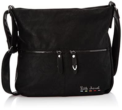 Unique Bandoulière City Marcel NoirTaille Little ClairSac eCrdxBo
