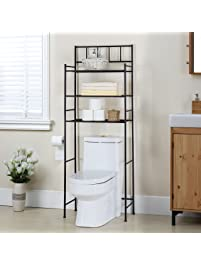 Over The Toilet Storage Amazon Com