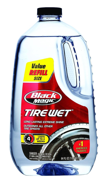 Black Magic Wheel Trigger Spray